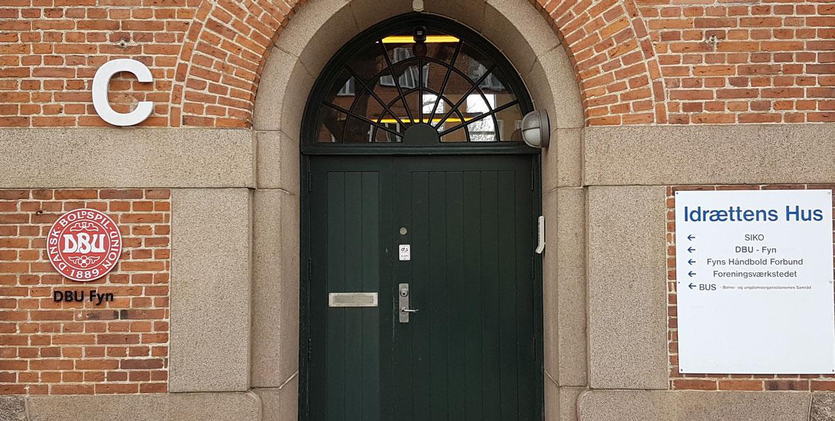 SIKO kontor i Odense